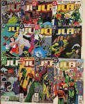 JLA-YEAR-ONE-1-12-Complete-Run-Set-DC