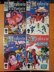 Mephisto-Vs-Fantastic-Four-1-4-Complete-Set-Run