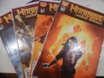 Witchblade-Demon-Reborn-1-4-Dynamite-Top-Cow-complete-set